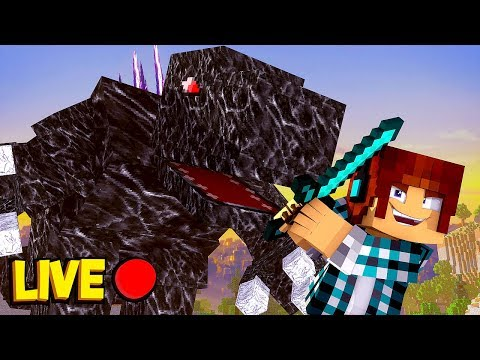 🔴 LIVE - MINECRAFT SURVIVAL ( AO VIVO AS 20 HORAS )