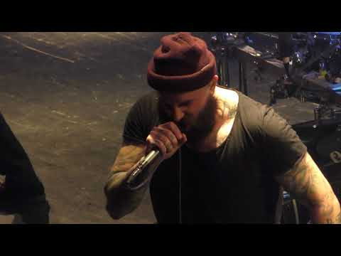 August Burns Red LIVE The Frost : Utrecht,...