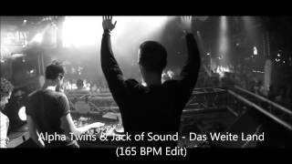 Alpha Twins & Jack of Sound - Das Weite Land (165 BPM Edit)