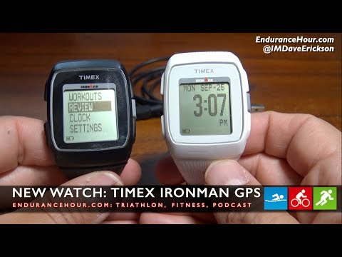 d4abc430436c How To Get Started  NEW Timex Ironman GPS Watch - YouTube