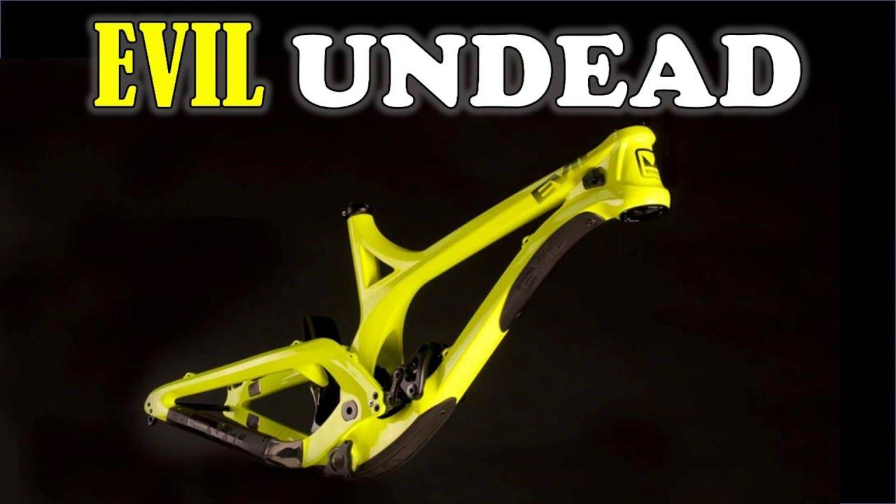 91d83179ceb EVIL Undead (DELTA suspension) - YouTube