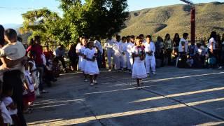Danza con el Canto de Xichipitzahua / Pololcingo Gro