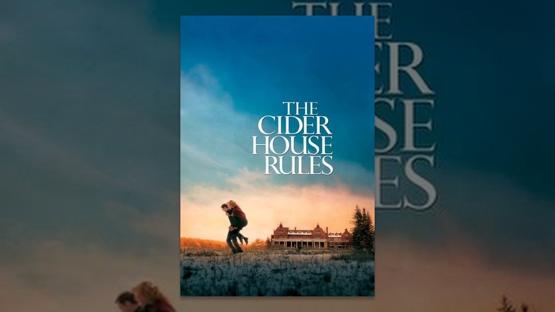 the cider house rules 2 essay The new cider house rules sure it can kill you, but unpasteurized is one of the little pleasures that i refuse to surrender--even if the feds are trying to make it illegal.