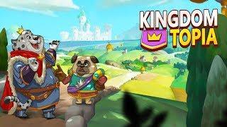 Kingdomtopia: Idle Animal Tycoon