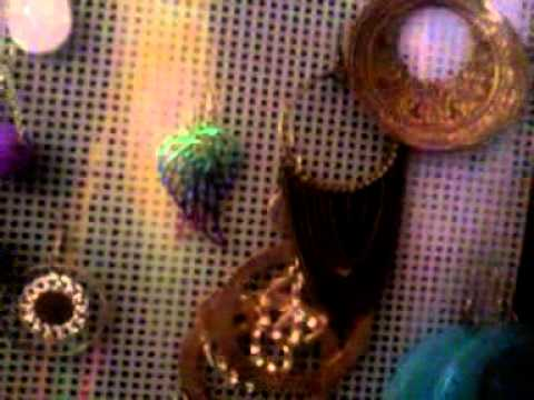 My earring collection part2