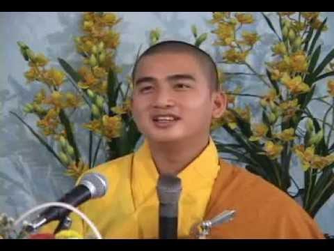 Chùa Đức Hòa. Thích Minh Thiền -Quay Về Với Phật.flv