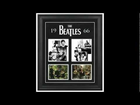 Rain (Beatles) instrumental / karaoke version with lyrics & backing vocals