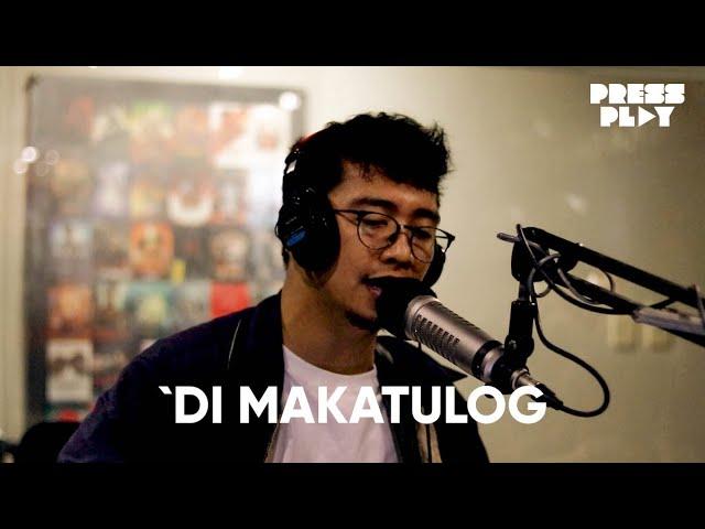 Press Play: Sud - Di Makatulog
