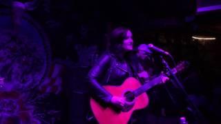 Brandy Clark sings