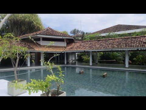 Tangerine Beach Hotel (Kalutara Sri Lanka 2018) 4K
