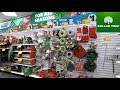 DOLLAR TREE AFTER CHRISTMAS CLEARANCE SALE 50% OFF - CHRISTMAS 2018 SHOPPING DECORATIONS ORNAMENTS