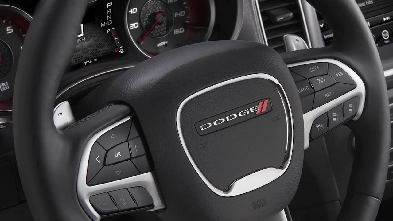 Autostick How The Responsive Gear Shift Improves Fuel Economy On 2017 Dodge Charger