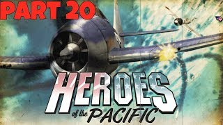 Heroes of the Pacific - Campaign Walkthrough: Steal Prototype Jet