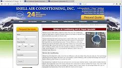Air Conditioning & AC Repairs - Weston, FL - HVAC Contractor