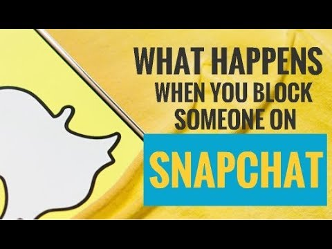 How to see someones snapchat story when they blocked you
