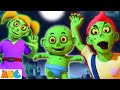 Zombie Finger Family | Nursery Rhymes And Baby Songs | Halloween Songs For Kids | All Babies Channel
