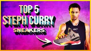 Top 5 Best Steph Curry Sneakers