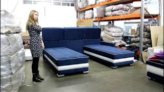 как выбрать диван -  раскладываем поворотный диван трансформер оскар п Unusual sofa transformer(, 2017-03-16T13:57:08.000Z)
