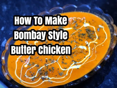how to make butter chicken easy steps