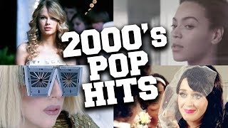 Top 50 Most Popular Pop Songs of the 2000's (Updated in April 2020)