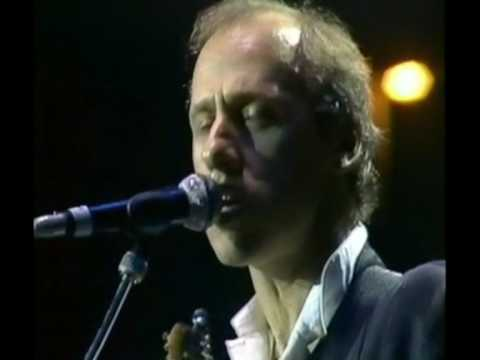 Mark Knopfler & Eric Clapton - Money for Nothing [San Francisco -88]