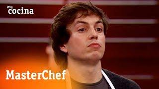 MasterChef 6: Victor saca las garras y el jurado le pone en su lugar #Programa2 | RTVE Cocina