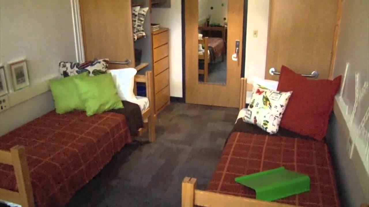 RIT Residence Halls Overview  YouTube