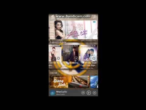 Tải ứng dụng Zing Mp3 cho điện thoại Android, iPhone/iPad
