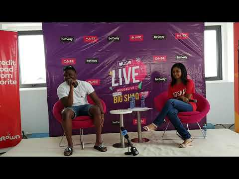 Big Shaq (Michael Dapaah) Press Conference In Ghana About MuseLive 17