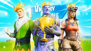 THE BEST TRIO IN FORTNITE!