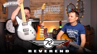 "Reverend Guitars - will Chappers & the Capt give them their ""Blessing""??"