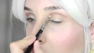Sailor Moon ☽ Princess Serenity Makeup Tutorial   YouTube Thumbnail