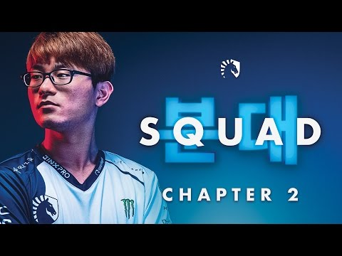 Liquid LoL | Squad - Chapter 2 - Rise Of Midlet