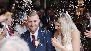 CINEMATIC CHESHIRE WEDDING FILMS AJ Sarsfield Film  - Wedding Film Showreel / Promo - wedding video