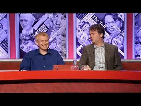 HIGNFY S31E06   Carol Vorderman, Richard E  Grant & Phil Hammond