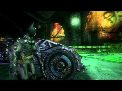 Batman: Arkham Knight [PCVersion][FullHD] #54 - Firefly wird vom Himmel geholt! |