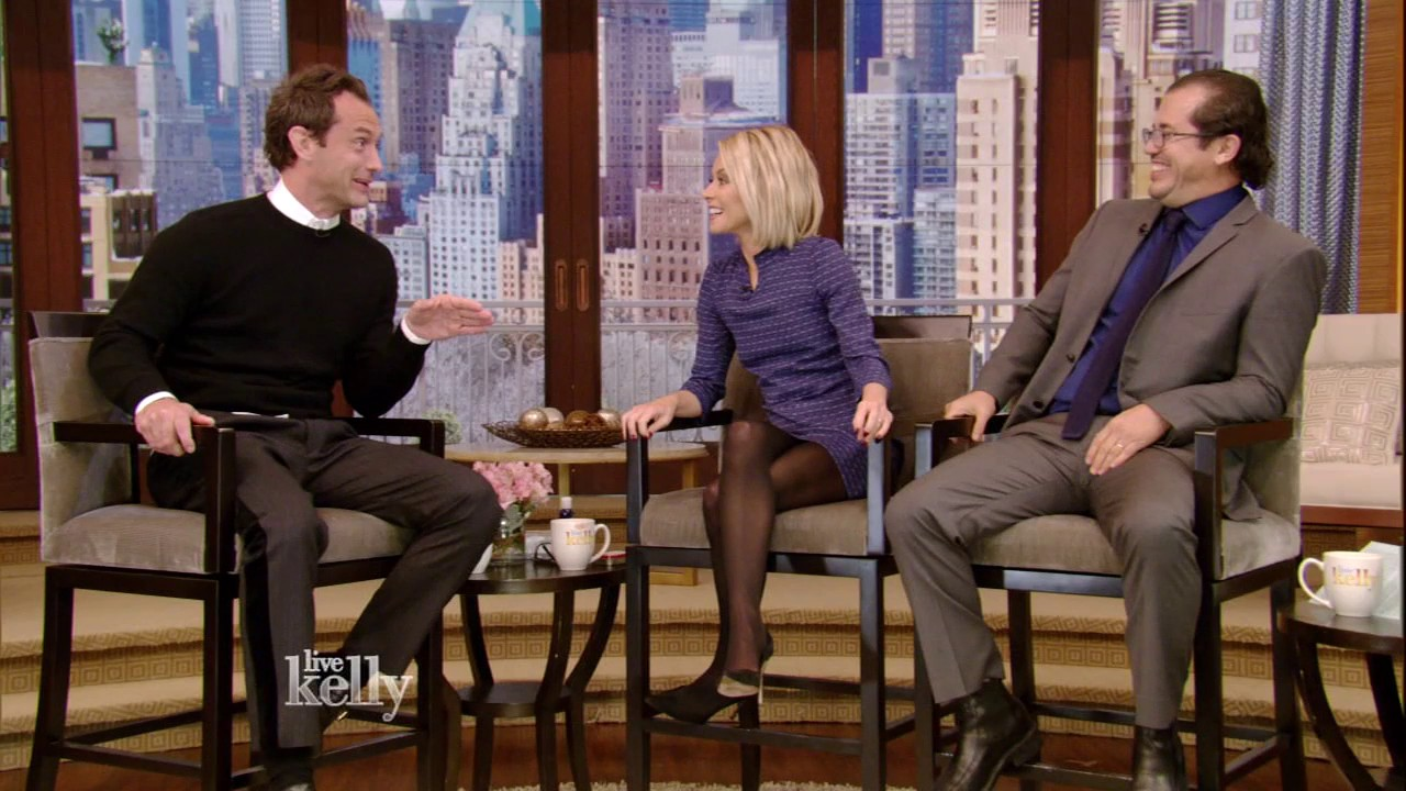 Jude Law & John Leguizamo on Getting Cut out of Movies