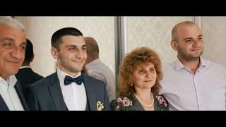 Свадьба Мартуна и Тамары.1 часть