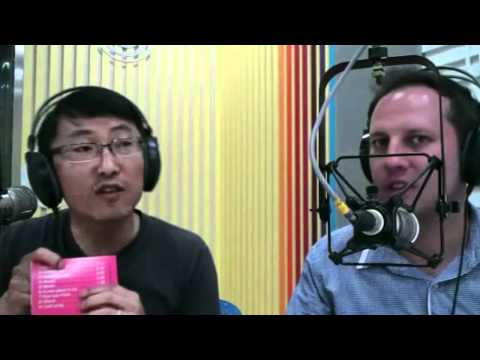 Benoit Greslebin Trio:  interview Dalian radio station China 2011