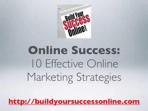 10 Effective Online Marketing Strategies