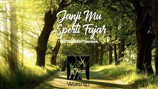 Download Mp3 Janji Mu S'perti Fajar  Instrument Cover