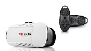 Очки Виртуальной Реальности VR BOX 3 Pro ( CardBoard)  | Распаковка |  Первые Впечатления(, 2016-02-23T05:30:00.000Z)