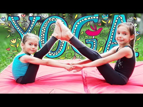 🧘‍♀️ YOGA CHALLENGE 🤸 With MARA STEFANIA And TEO CURCUBEUL
