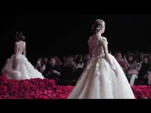 Ivory Bridal Fashion Show, Ritz Carlton Jakarta 2015