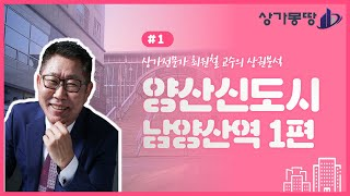 최원철 교수의 상권분석_ 양산신도시 남양산역 #1