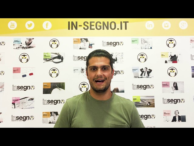 Federico Brogno - Corso Web Design - 26.07.18