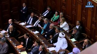 عبد المالك سلال يعرض مخطط عمل الحكومة على مجلس الأمة