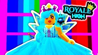 Roblox Royale High 👑 DIAMOND SHOPPING AT PROM FOR A DORM MAKEOVER! 💎 Royal High School | Roblox