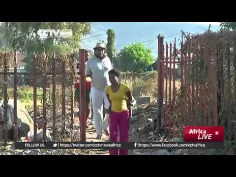 5307 Walisa aus CCTV Afrique South Africa Solar Technology  Powered School Bags Lighting Homes