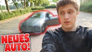 MEIN NEUES AUTO! (75.000€)